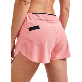 Craft Pro Hypervent Split shorts Damer, pink